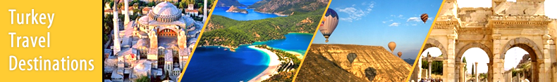 Turkey Travel Destinations